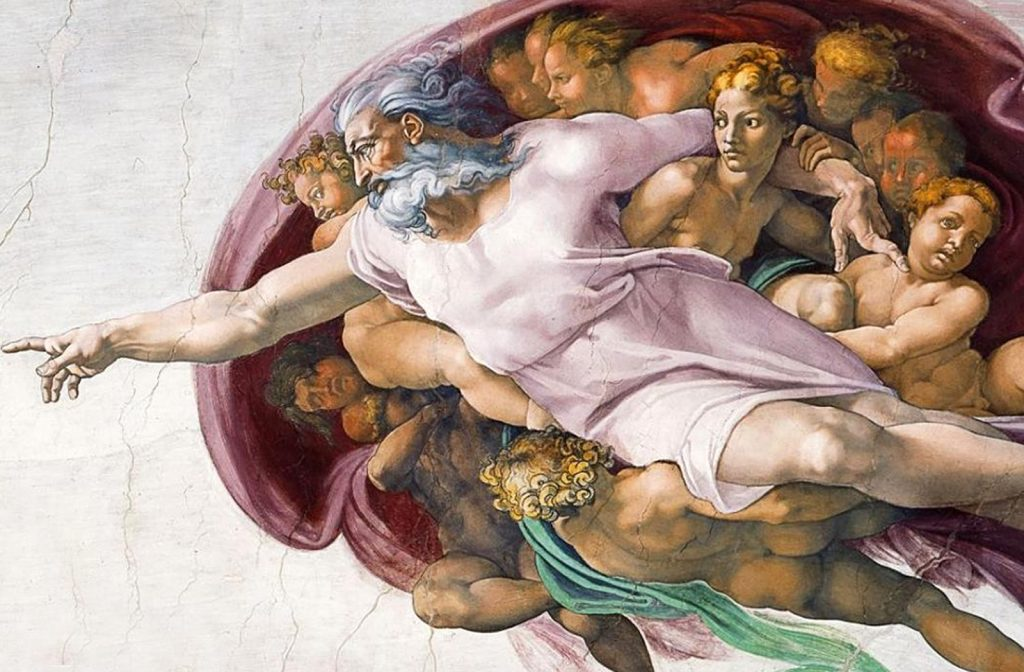 L'empreinte de Dieu
