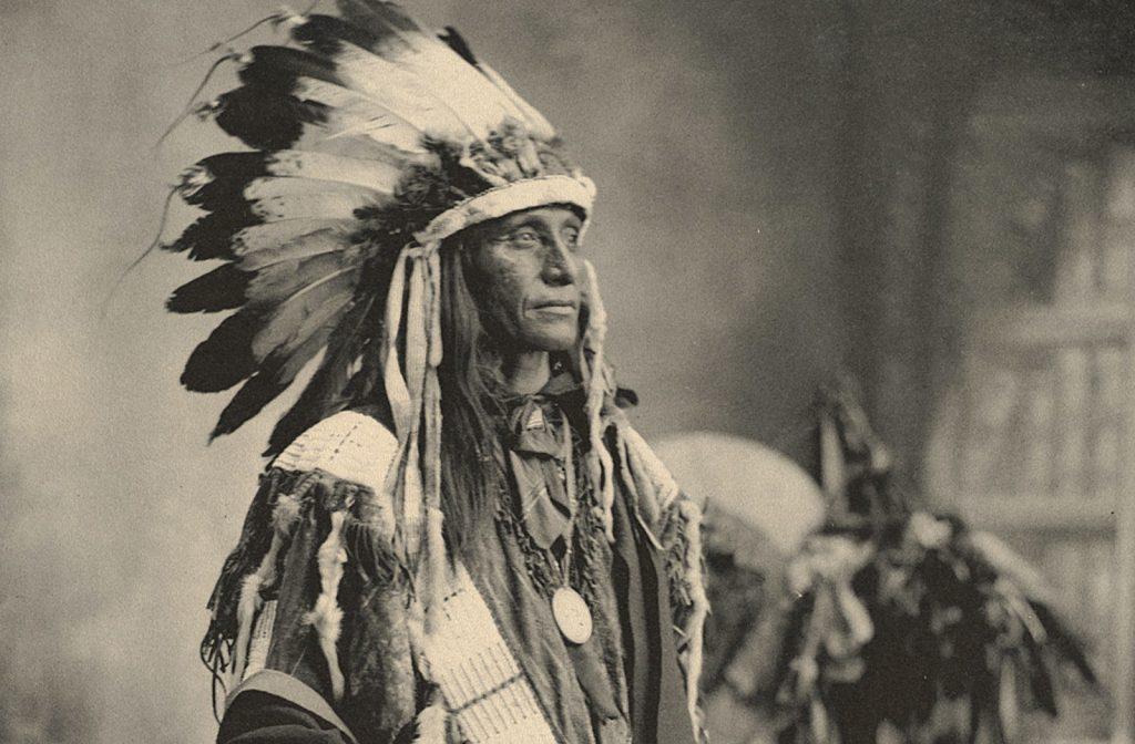 Ancien Indien Hopis
